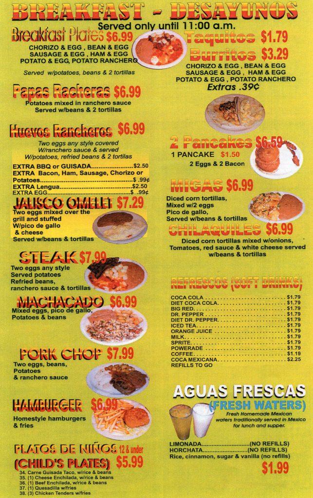 Mexican Restaurant In Ingleside Tx